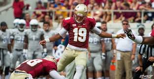 Roberto Aguayo has the best foot in the NCAA. He shoulRoberto Aguayo has the best foot in the NCAA. He should be a draft pick d be a draft pick