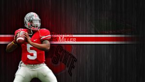 Braxton MIller thinks he is the best athlete in college football