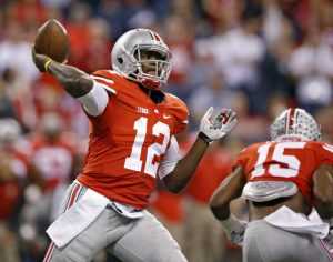 Cardale Jones is on the rise as Ohio State's quarterback