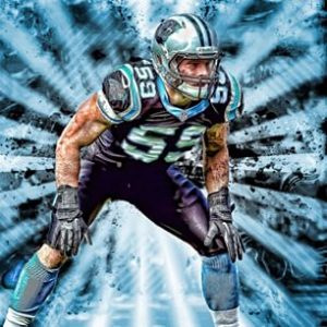 Panthers and Luke Kuechly are working to get him signed to a long term deal