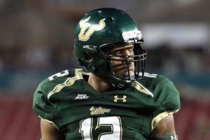 Sean Price of USF is a sleeper tight end that has great hands