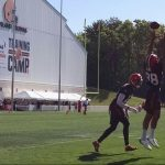 Miami Dolphins claim WR Kevin Cone off waivers from Browns; Waive a guard