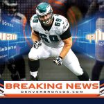 Evan Mathis says the Broncos were the darkhorse team and couldn't turn it down