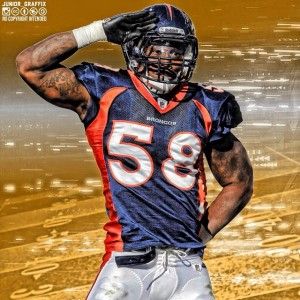 Von Miller was offered tons of money but he is not happy
