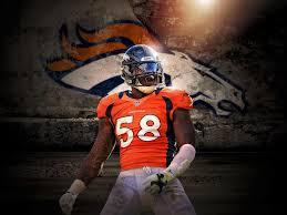 Broncos linebacker Von Miller is holding out