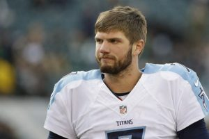 Titans QB Zach Mettenberger looked like a starter last night