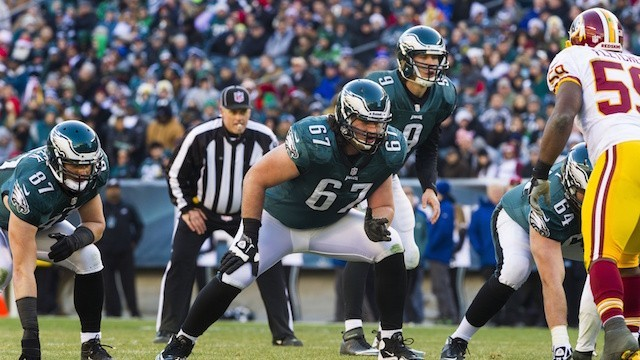 Dennis Kelly of the Eagles has been given a pay raise