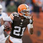 Browns CB Justin Gilbert cited after crashing vehicle in road rage incident