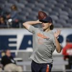 Bears have released QB David Fales