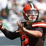 Browns are starting Johnny Manziel week two against Titans