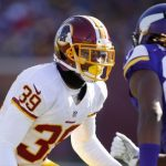 Raiders claim former Redskins 2nd round pick David Amerson off waivers