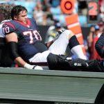 Texans place OG Jeff Adams on I/R