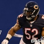 Fire Sale in Chicago; Bears trade LB Jon Bostic to the Patriots