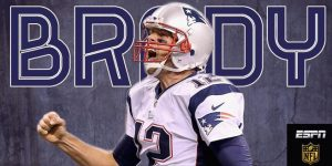 Tom Brady has been in more Championship games than 27 teams