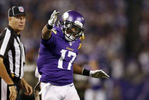 Jarius Wright was given a nice pay raise by the Vikings today