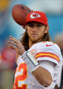Lions have signed QB Ricky Stanzi to their P/S