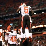 Titans are working out former Browns wide receiver Shane Wynn