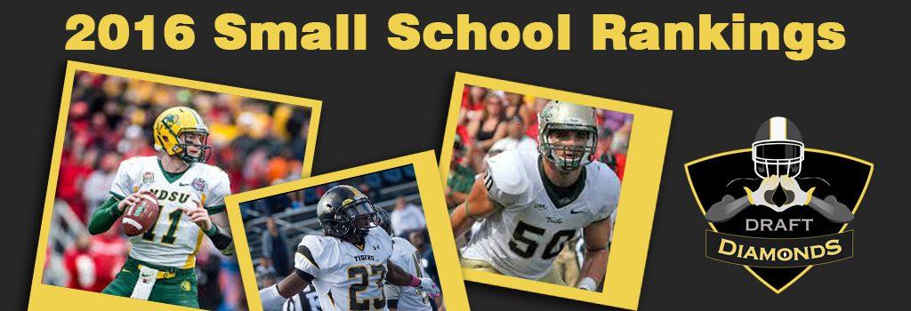 2016 NFL Draft Diamonds Small School Rankings