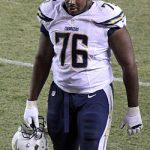 Chargers are expected to be without D.J. Fluker for the next 4-6 weeks