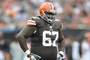 Cleveland Browns have released veteran defensive lineman Big ISH Kitchen