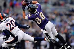 Baltimore Ravens tight end Dennis Pitta has been placed on PUP