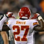 Chiefs get CB Sean Smith back from suspension today