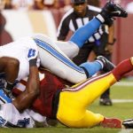 Lions have placed DT Tyrunn Walker on I/R with a broken fibula