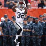 Raiders have released safety Keenan Lambert