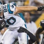 Panthers promote TE from PS; Place Richie Brockel on I/R