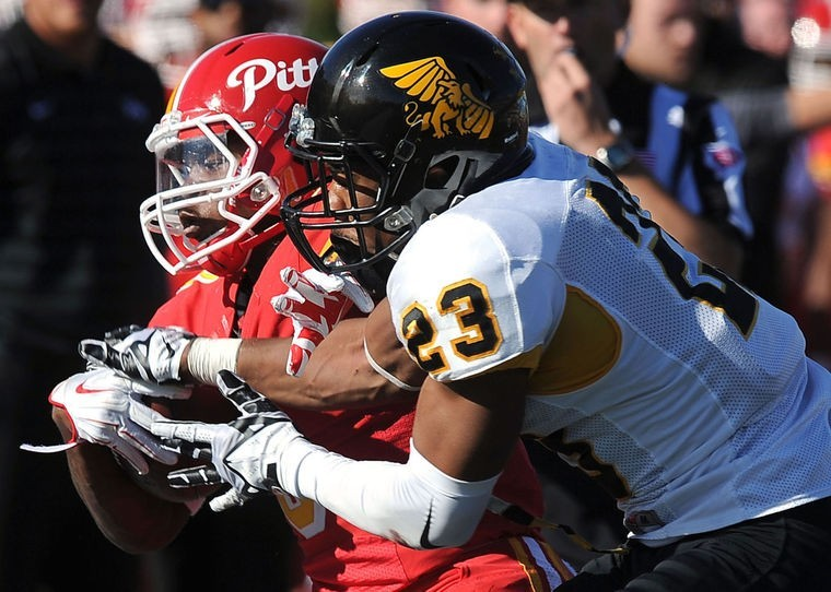 Michael Jordan of Missouri Western has been invited to the Texans local day