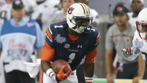 Auburn WR Duke Williams could be in trouble