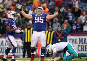 Bills heart and soul of the defense will be out this week against the Jaguars