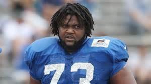 Giants promote former Colts defensive end Montori Hughes