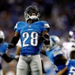 Lions have placed cornerback Bill Bentley on injured reserve
