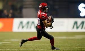 Former Calgary Stampeders wide out Eric Rogers is gaining interest from NFL teams