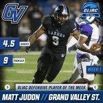 NFL Draft Diamonds Prospect Interview: Matt Judon, DE, Grand Valley State University
