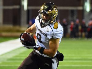 Daniel Braverman of Western Michigan is a playmaker, who will be on a roster next season