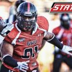 Gardner Webb DT O.J. Mau will work out for the #Panthers
