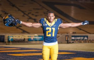 California defensive back Stefan McClure will have a great shot at making it to the next level