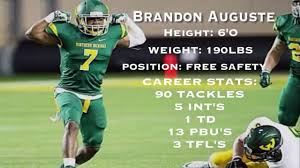 Brandon Auguste of Northern Michigan is a machine in the secondary