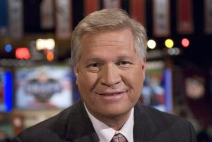 ESPN analyst Chris Mortensen is stepping away for a little white to fight cancer