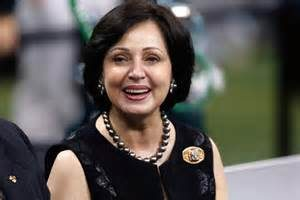 Is Gayle Benson a racist?