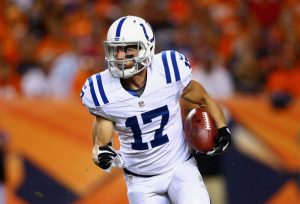Colts have released Griff Whalen from the injured reserve