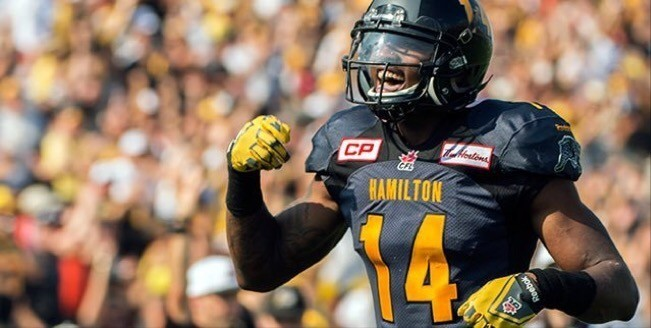 Vikings sign CFL standout