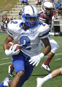 Glenville State running back Rahmann Lee is a beast, the kid put up insane numbers