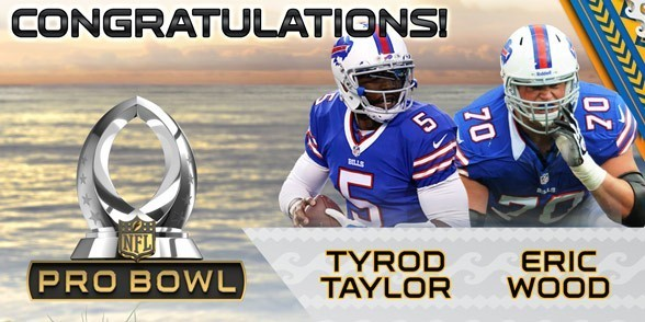 Bills send Tyrod Taylor to the Pro Bowl