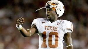 Former Longhorn Vince Young was arrested this morning for DWI