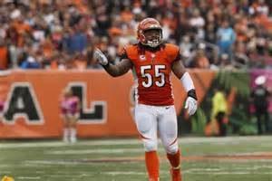 Bengals linebackers coach is impressed with Vontaze Burfict