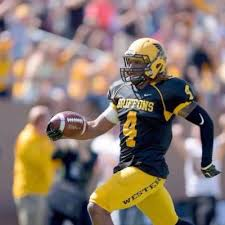 Missouri Western wide out Dee Toliver is a big play maker