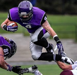 Wisconsin Whitewater wide out Joe Worth is a sleeper in the 2016 NFL Draft